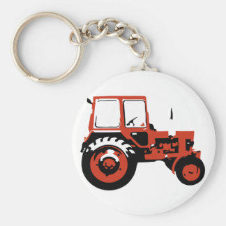 Tractor MTZ Key Ring