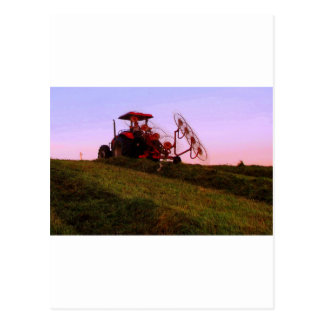 Tractor Post Cards