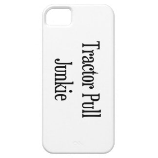 Tractor Pull Junkie Case For The iPhone 5