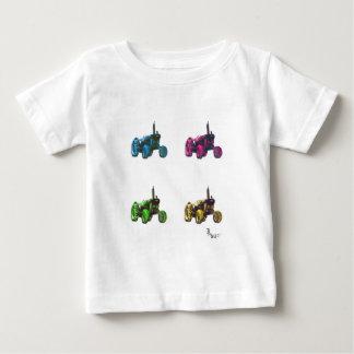 tractor rainbow baby T-Shirt