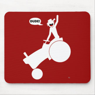 TRACTOR RODEO c1 Mouse Pad