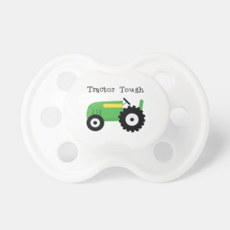 Tractor Tough Baby Pacifier