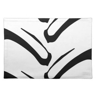 Tractor Tread Pattern Placemat
