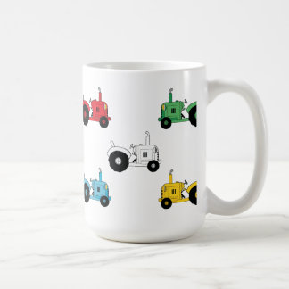 Tractors Coffee Mug