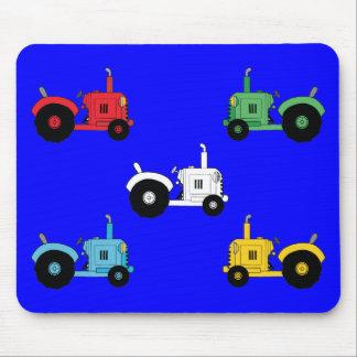 Tractors Mouse Mat