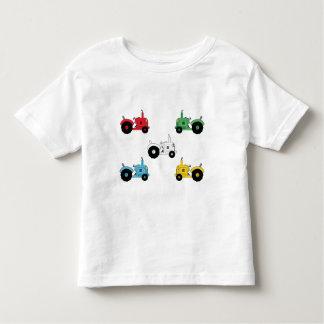 Tractors Toddler T-Shirt