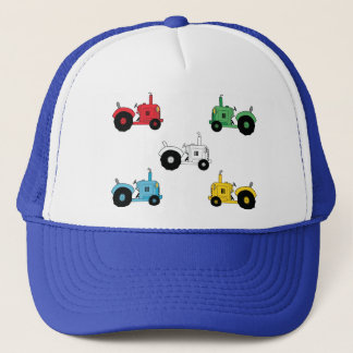 Tractors Trucker Hat