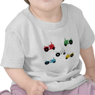 Tractors T Shirt