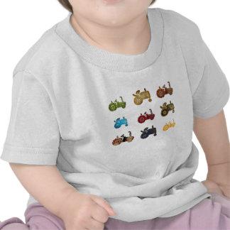 Tractors T Shirts
