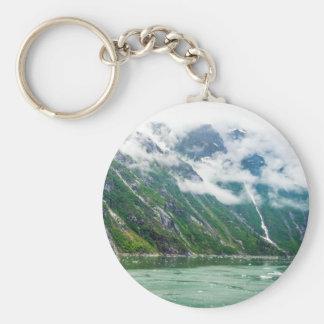 Tracy Arm, Alaska Key Chain