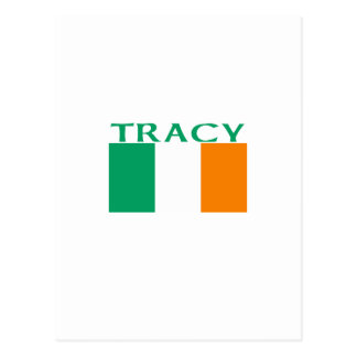Tracy Postcard