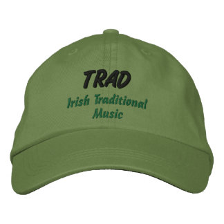 TRAD IrishTraditional Music Cap