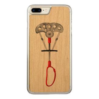 Trad Rock Climbing Cam Carved iPhone 8 Plus/7 Plus Case