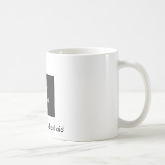 traddr, Dont drink the kool aid Classic White Coffee Mug