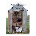 TRADES. NEW BATHROOM