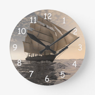Tradewinds clock