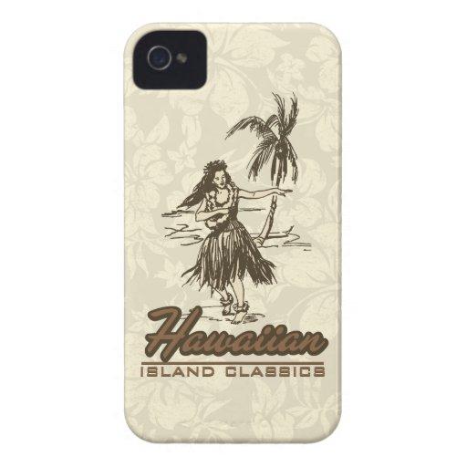 Tradewinds Hawaiian Island iPhone 4 Case