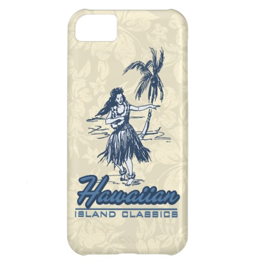 Tradewinds Hawaiian Island iPhone 5 Case