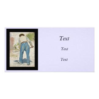 Tradgardsmastaren Photo Card Template