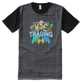 Trading grid All Printed T-Shirt All-Over Print T-Shirt