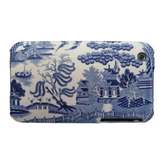 Traditional 19th Century Blue Willow Chinaiphone3 iPhone 3 Case