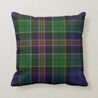 Traditional Allison Tartan Plaid Pillow
