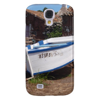 Traditional Azorean Fishing Boat Galaxy S4 Cases