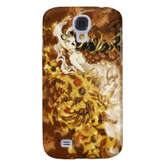 Traditional Batik Galaxy S4 Cover