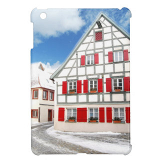 Traditional Bavarian house Case For The iPad Mini