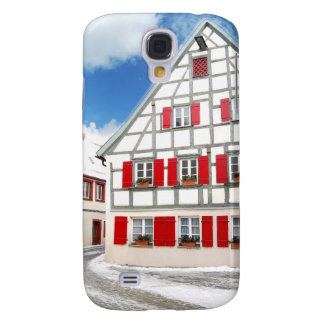 Traditional Bavarian house Galaxy S4 Case