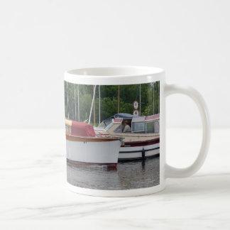 Traditional Broads Cruiser Coffee Mug