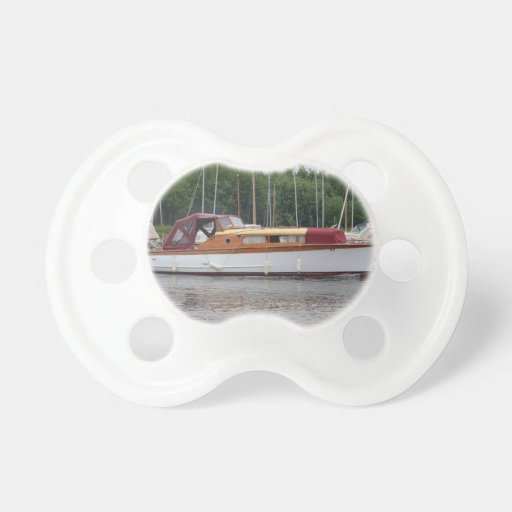 Traditional Broads Cruiser Baby Pacifiers