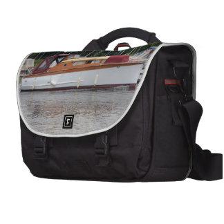 Traditional Broads Cruiser Laptop Messenger Bag