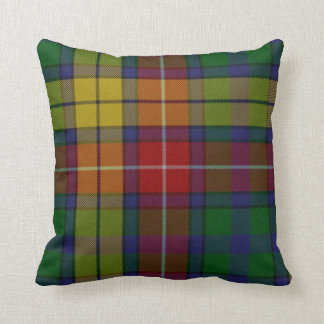 Traditional Buchanan Tartan Plaid Pillow
