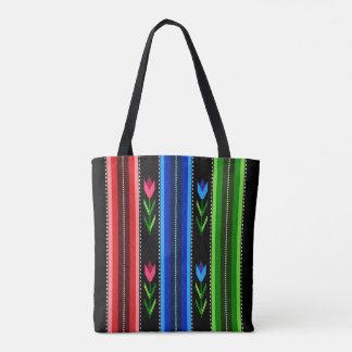 Traditional Bulgarian Pattern Tote Bag
