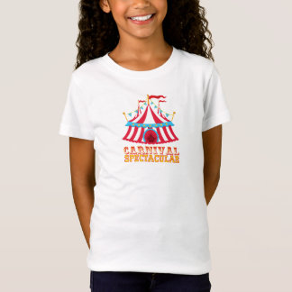 Traditional Carnival with a Carnival Tent T-Shirt
