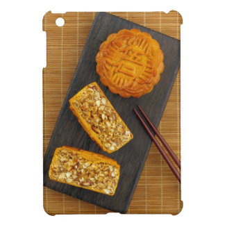 Traditional Chinese mixed nut moon cake Cover For The iPad Mini