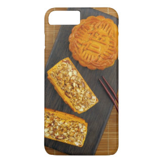 Traditional Chinese mixed nut moon cake iPhone 7 Plus Case