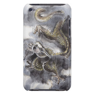 Traditional Chinese Painting, Year Of The Dragon 4 Case-Mate iPod Touch Case