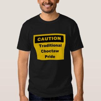 Traditional Choctaw Pride T Shirt