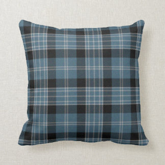 Traditional Clark Tartan Plaid Pillow