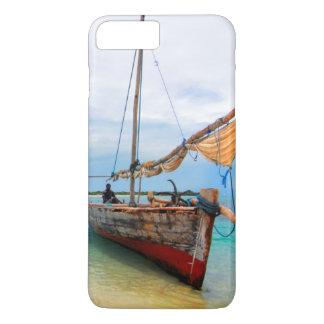 Traditional Dhow, Zanzibar, Tanzania iPhone 8 Plus/7 Plus Case