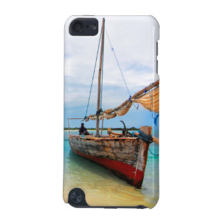 Traditional Dhow, Zanzibar, Tanzania iPod Touch (5th Generation) Cases