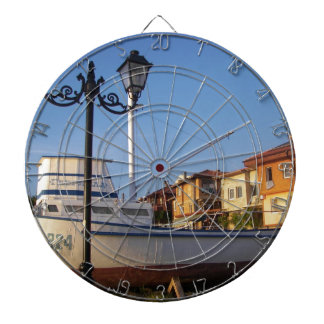 Traditional Fishing Boat Dartboard