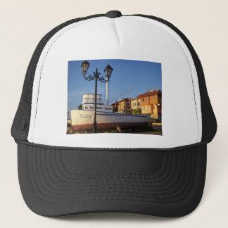 Traditional Fishing Boat Trucker Hat