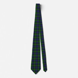 Traditional Gordon Tartan Plaid Neck Tie