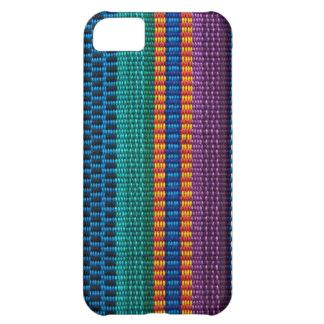 Traditional Guatemala fabric weave iPhone 5C Case