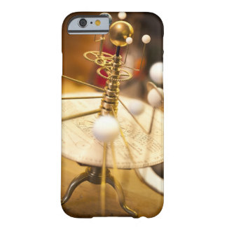 Traditional handcrafted brass orrery with the barely there iPhone 6 case