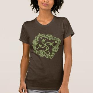 Traditional Indian style Mandana T-Shirt