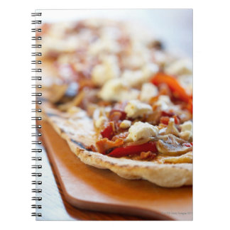 Traditional Italian pizza Notebooks